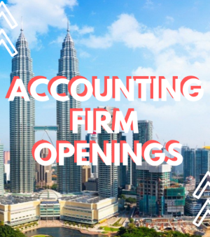 Team Lead, Bank Reconciliation (Accounting Firm, Malaysia)