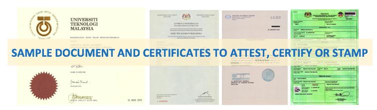 Document Attestation Services Think Plus