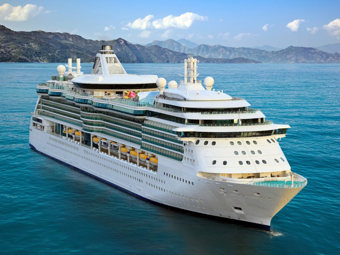 Cruise Ship Job Opening